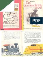 Bolsillitos 473 La Locomotora 506 196105