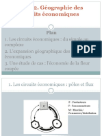 Géographie Des Circuits Économiques