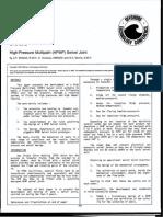 [Doi 10.4043%2F5012-Ms] Ghilardi, J.P.; Dumazy, C.; Morris, S.a. -- [Offshore Technology Conference Offshore Technology Conference - Houston, Texas (1985!05!06)] Offshore Technology Conference