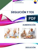 Deglucion y Tos