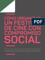 Varios - Como Organizar Un Festival de Cine Con Compromiso Social