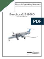 Beechcraft b1900d Performance