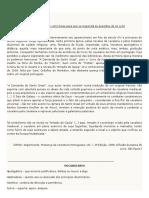 PROVA DE LITERATURA