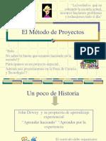 metodo de proyectos.ppt