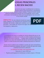 PATOLOGIAS PRINCIPALES DEL RECIEN NACIDO.pptx