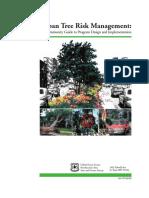 Urban Tree Risk Mgm Nt