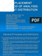 The Moment Distribution Method2.ppt