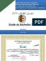 Guide Bachelier 2017