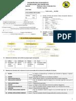 Evaluación Final N°1-Circulacion en los seres vivos