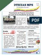 Edicion 1 Noticias Mps