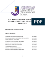 EIA_Report New  formaldehyde (Repaired)