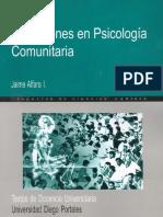 Discusiones en Psicología Comunitaria - Breve