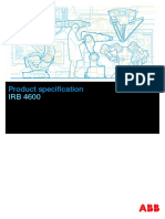 Product Specification IRB 4600