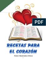 Recetas Del Corazon