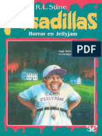 24 - Horror en Jellyjam - R. L. Stine