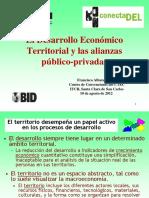 Desarrollo Economico Territorial Dr Alburquerque