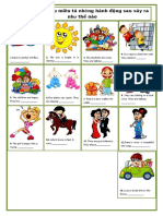 Adverbs of Manners