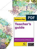 Pattern Play Teachers Guide