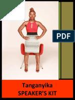 Tanganyika Speakers Kit
