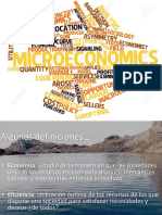 03 - Introducción a Microeconomía