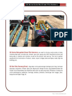 Catalog Dd Series Guide Rod Diesel Pile Hammer