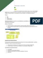 Resumen Regimenes de Importacion