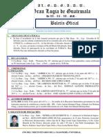 Boletin No. 15-2017