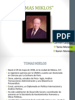 Tomas Miklos