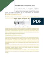 Karakteristik Dan Prinsip Kerja Lampu TL.docx