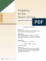 16 Prithwijit Senior Problems