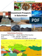 Balochistan Belarus Cooperation
