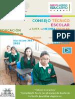 CTE Fase intensiva 2017-2018 Secundaria.ppsx