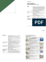Sika PDS_E_Sika GroutPlug -A