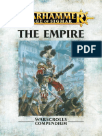 Warhammer Aos the Empire En