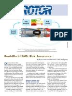 SMS risk Management