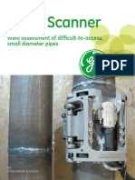 GE - Palm Scanner Pipe
