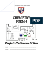 2 the Structure of the Atom