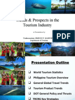 Global Tourism Trends, Revised