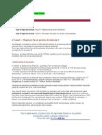 Studii de Caz - Taxe Si Impozite Actual - 11 2010