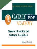 2015 02-Diseño y Función del Sistema Catalítico