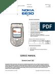 Service Manual RM-1 (Levels 1&2)