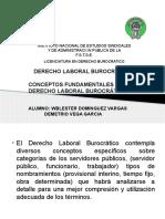 Tema 5 Derecho Laboral Burocratico