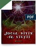 Jocul divin al vietii - ANONIMUS, Ed. Shambala