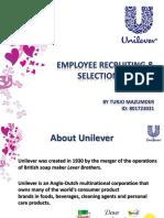 Turjo Unilever Presentation