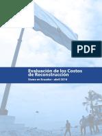 Evaluacion Costos de La Reconstruccion - Libro Completo 1