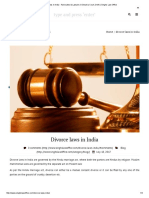 Divorce Laws in India - Advocates & Lawyers in Dwarka Court, Delhi _ Singhs Law Office
