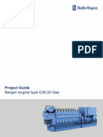 Project Guide C2633L Gas