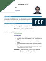 Xavier Bastida Professionalcv