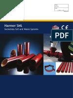 Harmer SML Socketless Soil and Waste Systems