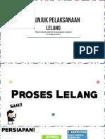 Infografis Peraturan Menteri Keuangan Nomor 27/PMK.06/2016 - Petunjuk Pelaksanaan Lelang